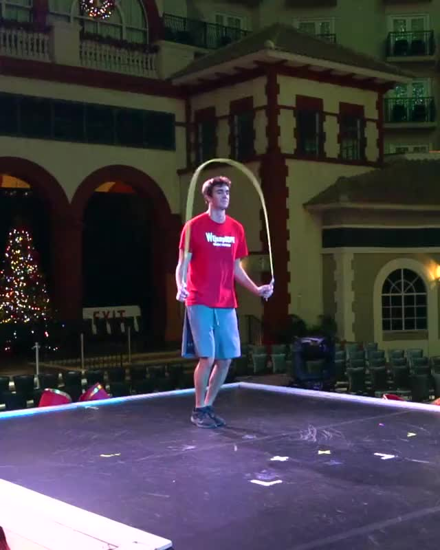 Watch and share Rope Skipping GIFs and Devin Meek GIFs by Devin Meek on Gfycat