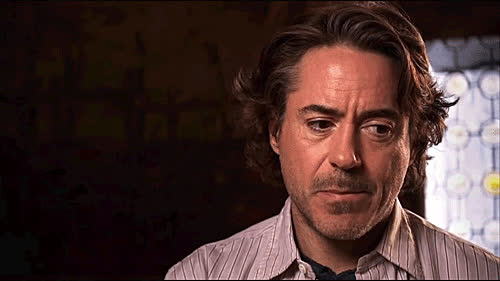 robert downey jr, maybe yes maybe not GIFs