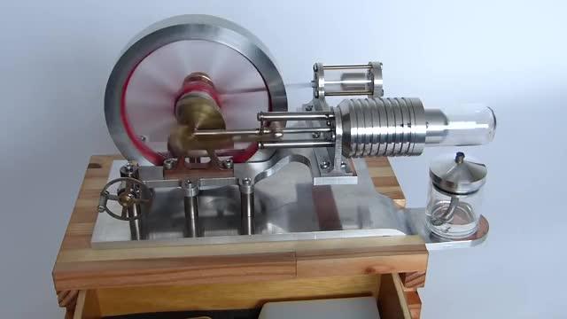Watch and share Gamma Stirlingmotor  M001/16 GIFs on Gfycat