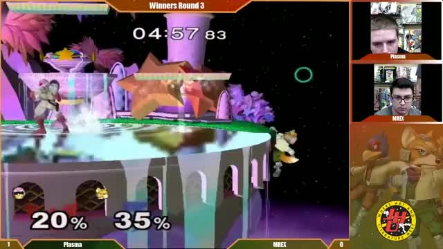 Watch Liam FOD Offstage Falcon Punch GIF by @jhusmash on Gfycat. Discover more smashgifs GIFs on Gfycat
