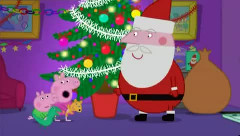 Watch and share Peppa Pig  Christmas Episode GIFs on Gfycat