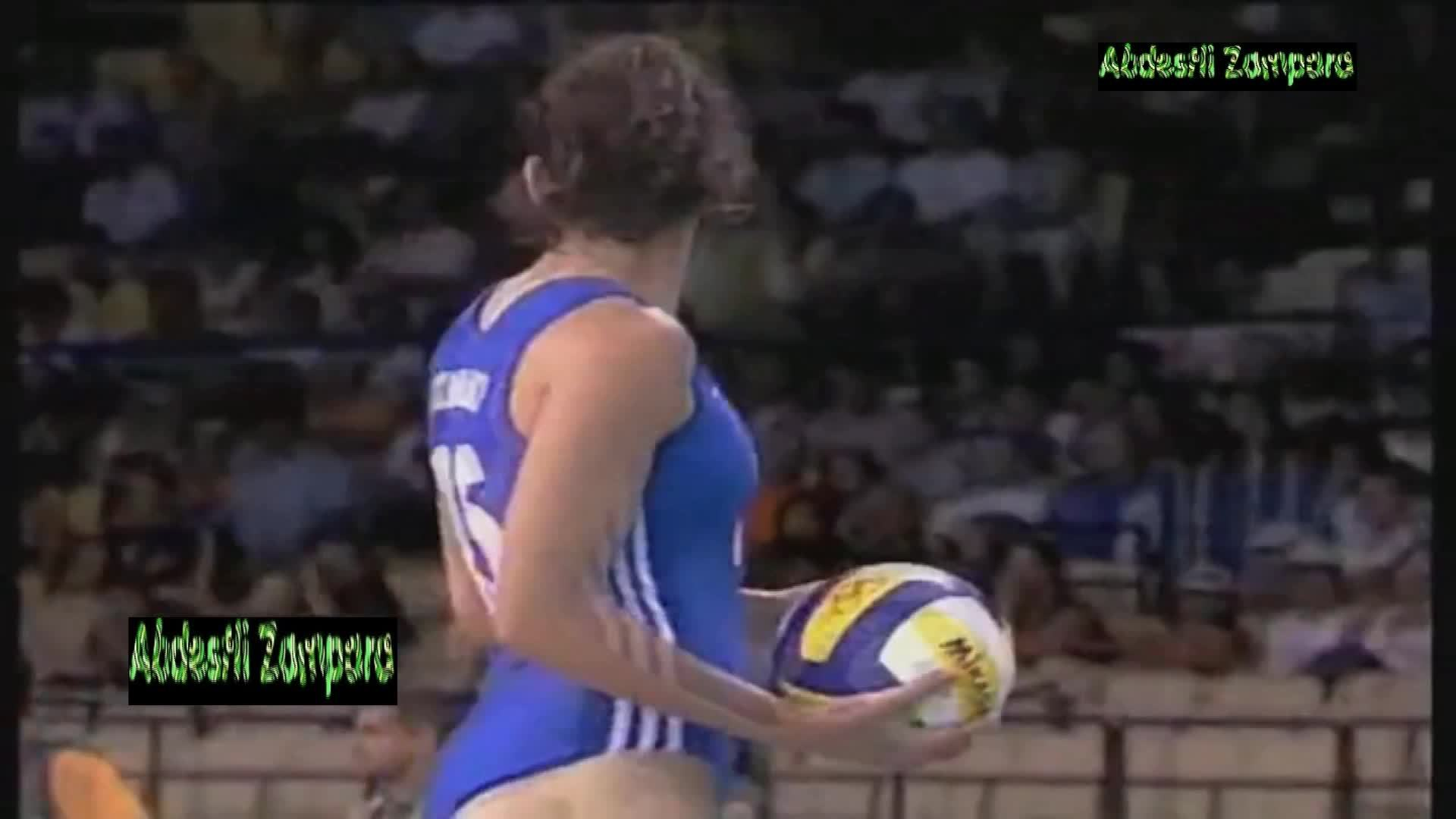 VolleyballGirls/, imagesofthe2000s, Greece Women's National Volleyball Team @ Athens Summer Olympic Games (2004) GIFs