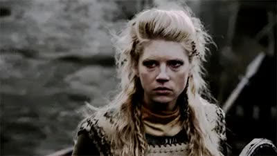 Watch and share Lagertha Lothbrok GIFs and History Vikings GIFs on Gfycat
