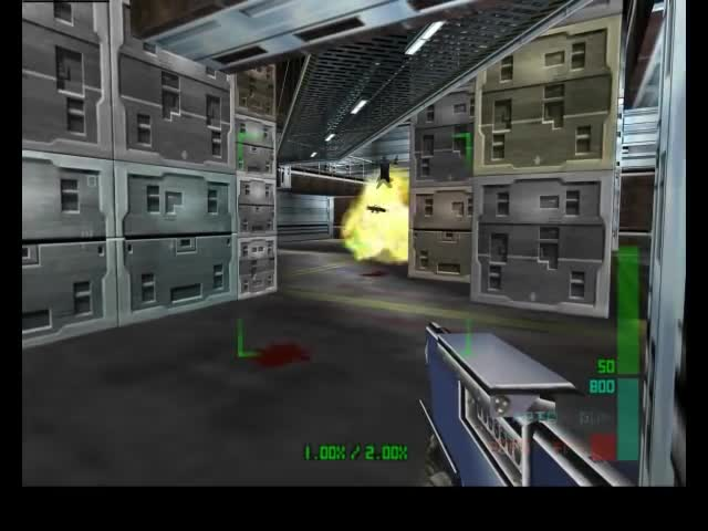 all, dark, demonstrated, demonstration, every, firearms, gun, pd, perfect, weapons, Perfect Dark - ALL WEAPONS Demonstrated GIFs