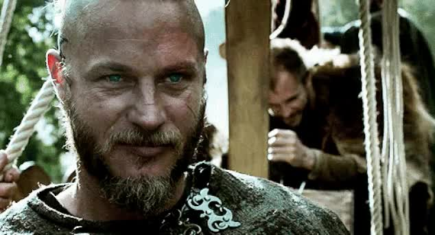 Watch and share Travis Fimmel GIFs on Gfycat