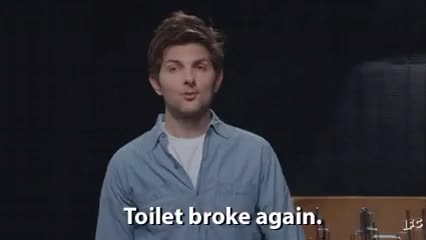 Watch and share Comedy Bang Bang GIFs and Adam Scott Gif GIFs on Gfycat