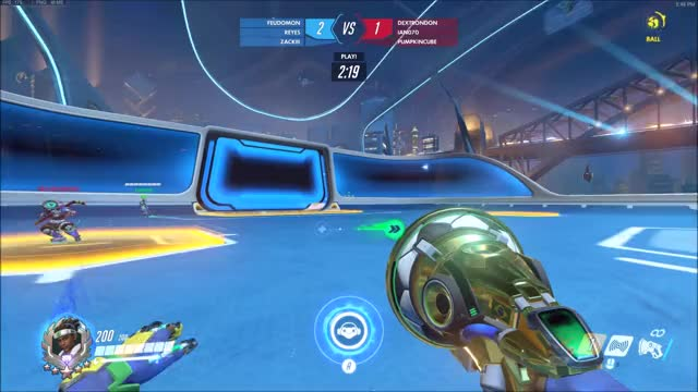 Watch and share Lucioball GIFs and Overwatch GIFs by arandomangryguy on Gfycat