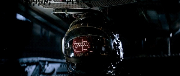 cinemagraph gif alien retro scifi cinemagraph GIFs