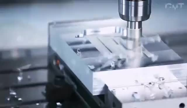 Watch and share Crash Course In Milling: Chapter 8 - Choosing & Using Endmills, By Glacern Machine Tools GIFs on Gfycat
