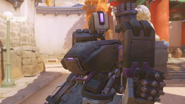 Watch boop boop boop boo! GIF by CiscoAtTheDisco (@ciscoatthedisco) on Gfycat. Discover more bastion, highlight, overwatch, thank you mercy GIFs on Gfycat