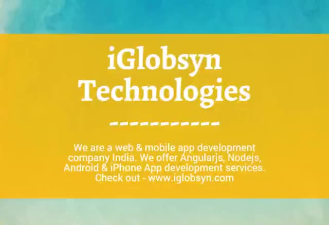 Watch and share Ios App Development GIFs by iGlobsyn Technologies on Gfycat