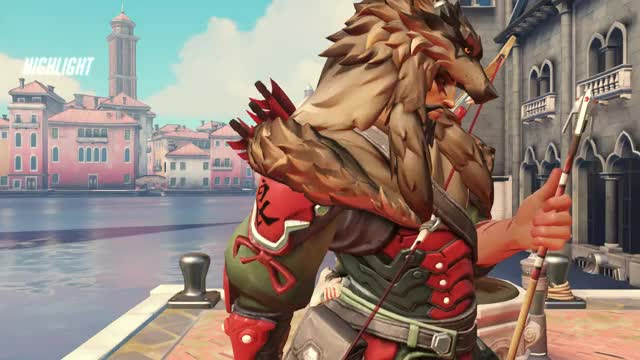 Watch 7 GIF by Imma Haleem (@imma120) on Gfycat. Discover more hanzo, highlight, overwatch GIFs on Gfycat