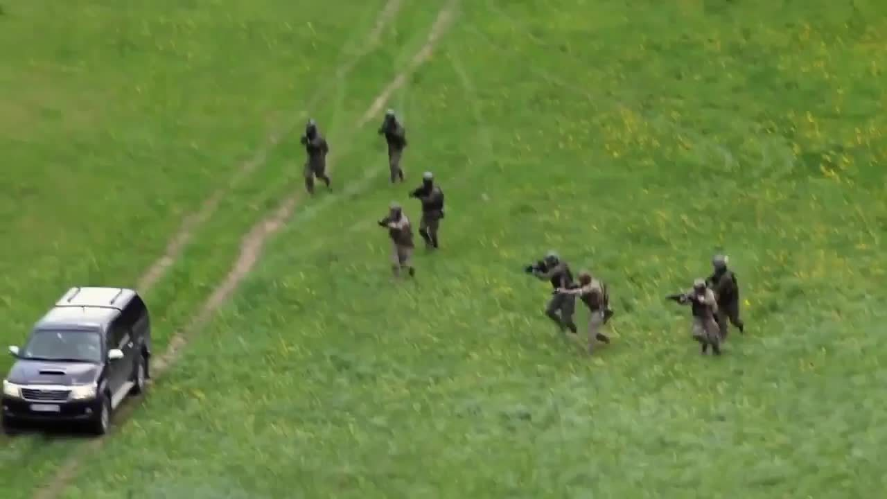 militarygfys, NATO Special Operations Forces In Action GIFs