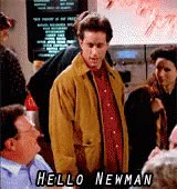 Watch this seinfeld GIF on Gfycat. Discover more cosmo kramer, elaine benes, george costanza, jason alexander, jerry seinfeld, julia louis-dreyfus, kramer, michael richards, seinfeld GIFs on Gfycat