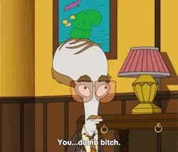 Watch and share American Dad GIFs on Gfycat