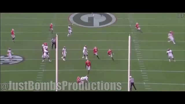 Watch Best LB in College Football || Georgia LB Roquan Smith 2017 Highlights ᴴᴰ GIF on Gfycat. Discover more jbp, justbombsproductions GIFs on Gfycat