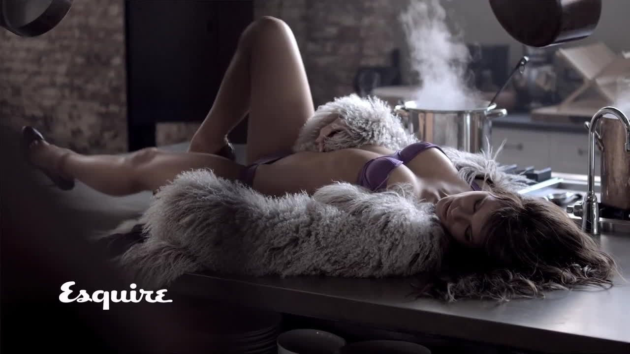 HighHeels, highheels, Kate Beckinsale shot for Esquire HD GIFs
