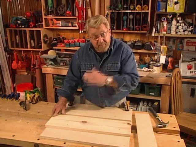 woodworking, Ron Hazelton Clamping like a Boss GIFs