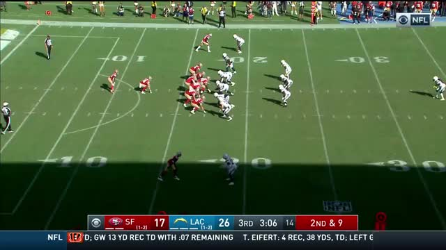 Watch and share C.J. Beathard Finds A Wide Open George Kittle For An 83-yard TD, 1st Of The Season GIFs on Gfycat