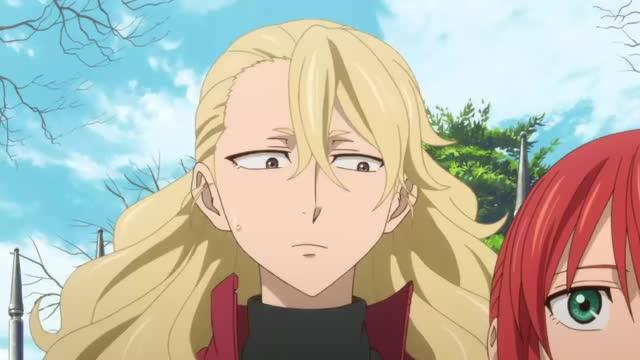 Watch Mahoutsukai no Yome - S1 E16 W5 GIF by @yumiko on Gfycat. Discover more Anime, MahoutsukainoYome, TheAncientMagus'Bride GIFs on Gfycat