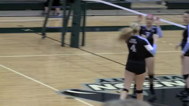 Watch and share Johns Hopkins Volleyball 2 GIFs on Gfycat