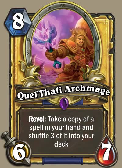 Watch and share Quel'Thali Archmage GIFs by pysnow on Gfycat