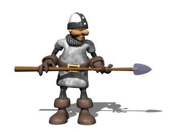 militaire chevalier 25 GIFs