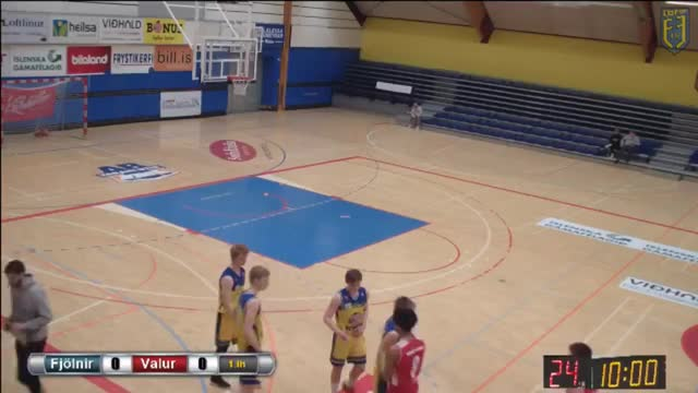 Watch and share Basketball GIFs and Fjölnirtv GIFs on Gfycat