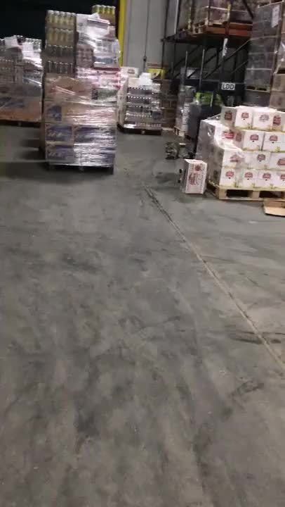 askreddit, funny, Raccoon Breaks Into Alcohol Warehouse, Gets Hammered GIFs