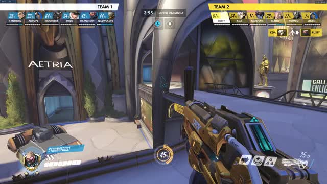 Watch and share Overwatch GIFs and Ana GIFs by skidmarkstan on Gfycat