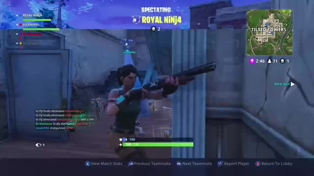 Watch New feature? 🤔 GIF by Gamer DVR (@xboxdvr) on Gfycat. Discover more Dr famousss, FortniteBattleRoyale, xbox, xbox dvr, xbox one GIFs on Gfycat
