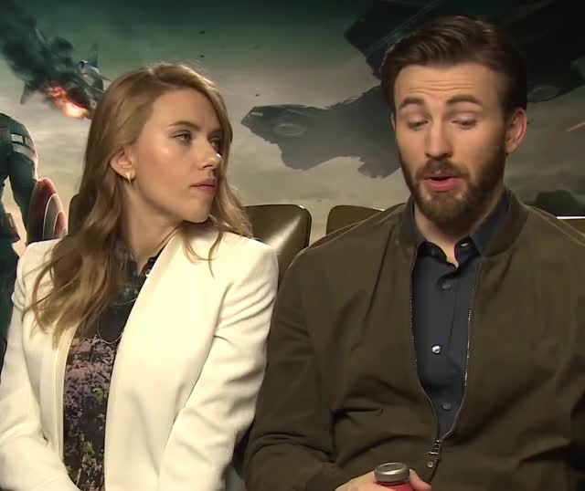 Watch Мое видео52 GIF by @lil_ayson64 on Gfycat. Discover more celebrity, celebs, chris evans, scarlett johansson GIFs on Gfycat