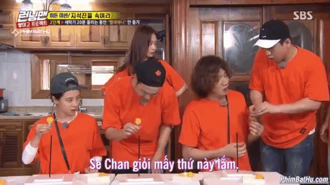 Bị ngó lơ, Kwang Soo nổi cơn cuồng ghen khi Kookie chọn Se Chan là chân ái