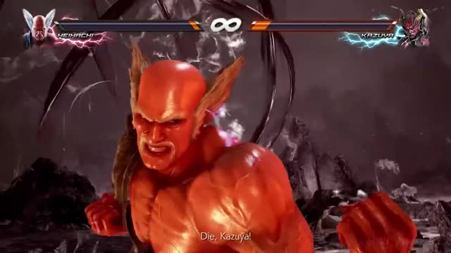 Tekken 7 Heihachi Vs Kazuya Final Fight The Mishima Saga Ending
