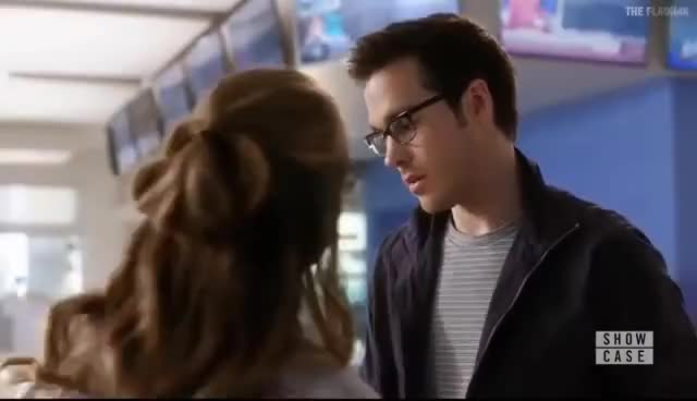 Watch Supergirl 2x20 Kara and  Mon-El kiss GIF on Gfycat. Discover more related GIFs on Gfycat