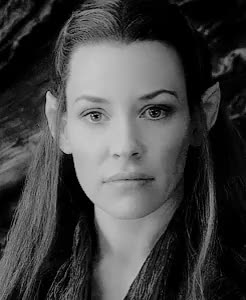 Watch black and white a GIF on Gfycat. Discover more **, evangeline lilly, hobbitedit, tauriel GIFs on Gfycat