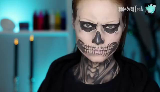 Watch and share AHS Tate Makeup/Zombie Boy Makeup Tutorial GIFs on Gfycat