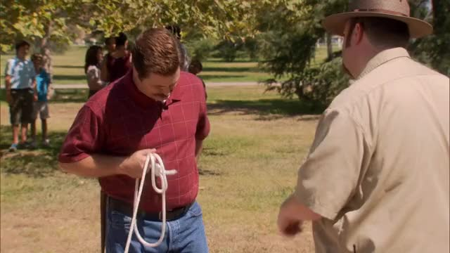 Watch and share Parks And Rec GIFs and Ron Swanson GIFs by Ricky Bobby on Gfycat