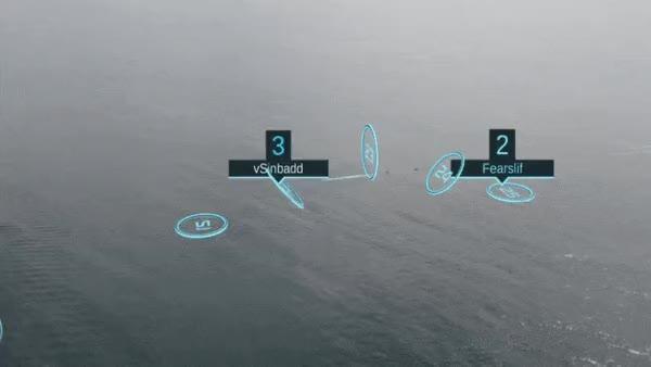 Watch and share Follower Ocean GIFs on Gfycat