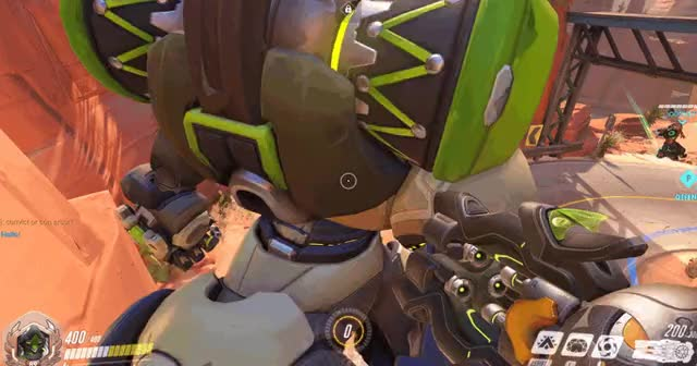 Watch Stop robot bullying before it's too late (reddit) GIF on Gfycat. Discover more 2meirl4meirl, Overwatch GIFs on Gfycat