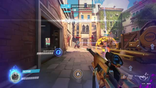 Watch combined GIF on Gfycat. Discover more ana, highlight, overwatch GIFs on Gfycat