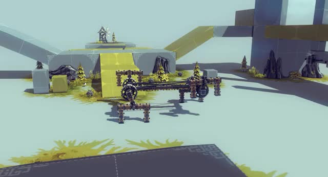 Watch and share Besiege GIFs and Friends GIFs on Gfycat