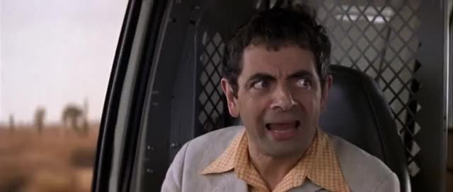 Watch and share Rowan Atkinson GIFs and Wayne Knight GIFs on Gfycat
