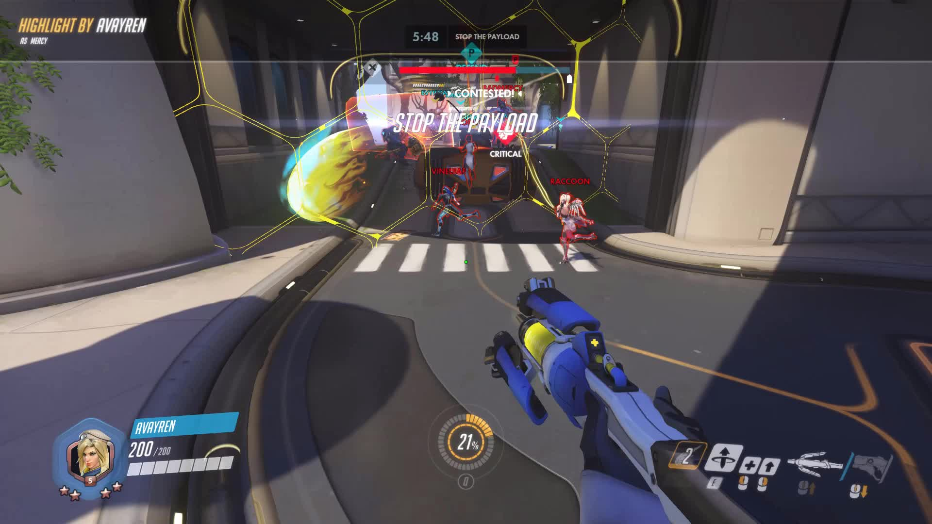 highlight, mercy, overwatch, mercy contest GIFs