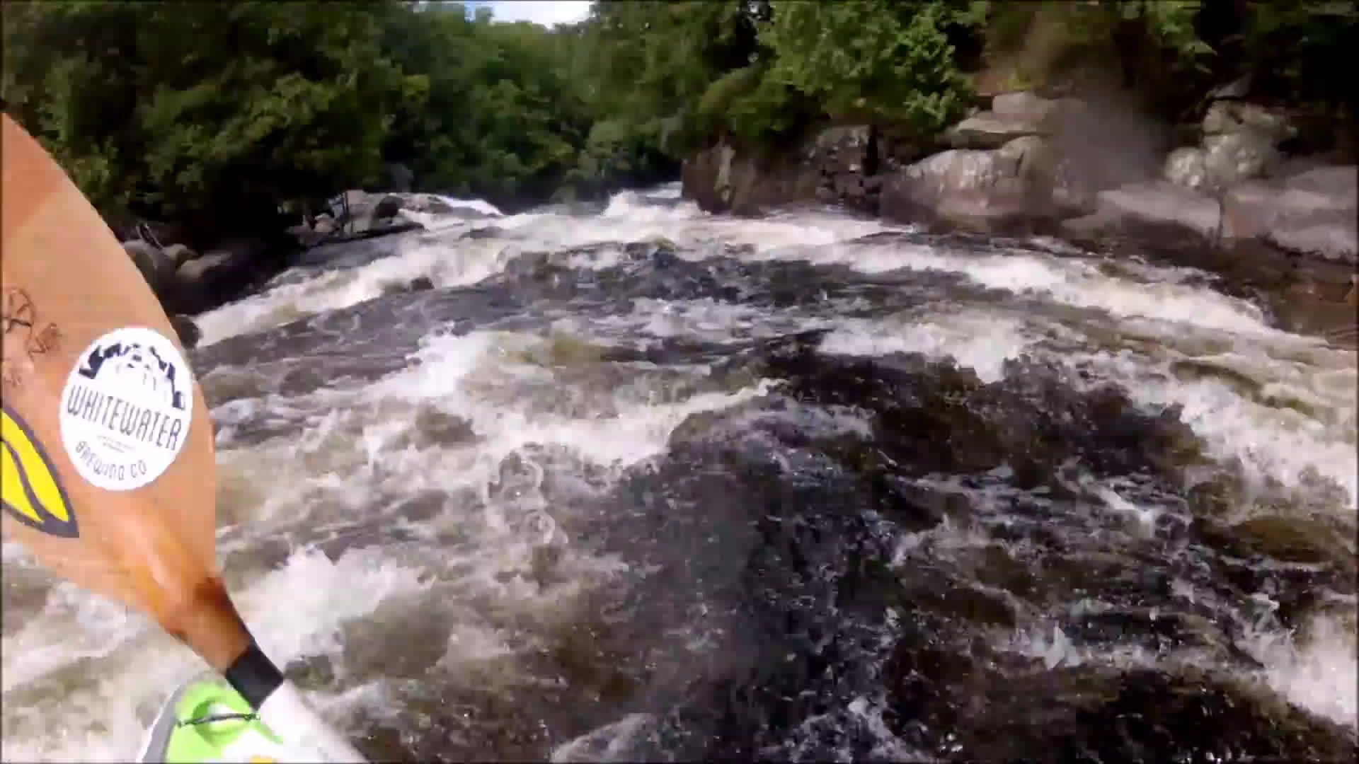kayaking (sport), raquette river (river), whitewater, Raquettedit GIFs