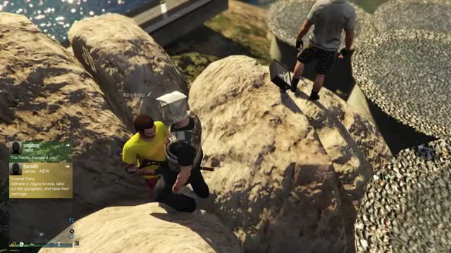 Watch and share Banned From GTAV For Trespassing GIFs by sih on Gfycat