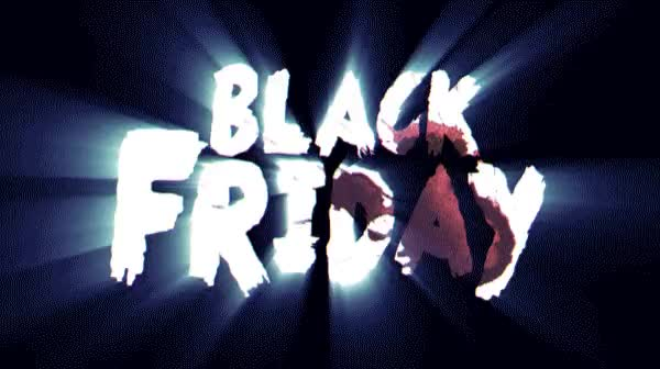 Watch and share Black Friday GIFs by Reactions on Gfycat