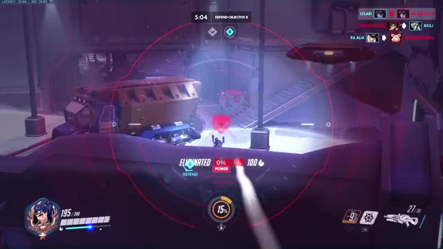 Watch and share Leave Me Alone GIFs and Overwatch GIFs by Lylah on Gfycat