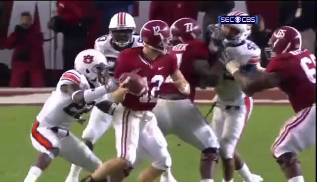 Auburn vs. Alabama 2010 GIFs