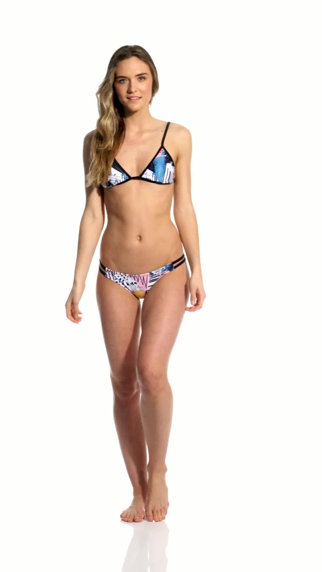 bikini, claire gerhardstein, model, modeling, swimsuit, Claire Gerhardstein GIFs